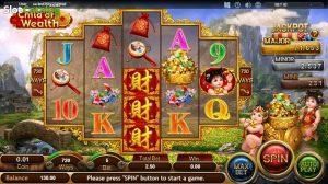 เกม Child of Wealth สล็อตออนไลน์ sa gaming
