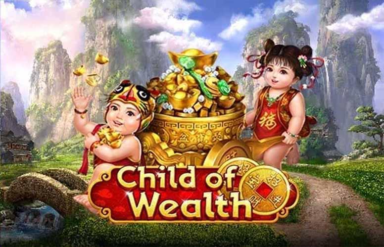 สล็อตออนไลน์ Sa Gaming  เกม Child of Wealth