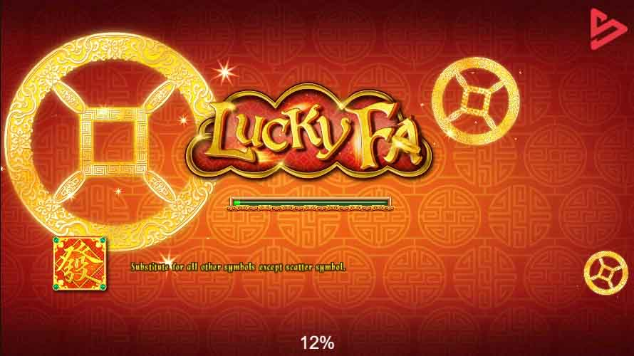 สล็อตออนไลน์ Sa Gaming  เกม Lucky Fa