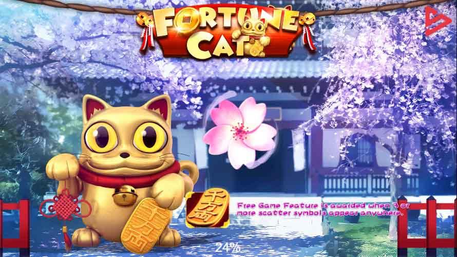 สล็อตออนไลน์ Sa Gaming  เกม Fortune Cat