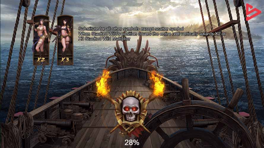 สล็อตออนไลน์ Sa Gaming  เกม Cheung Po Tsai