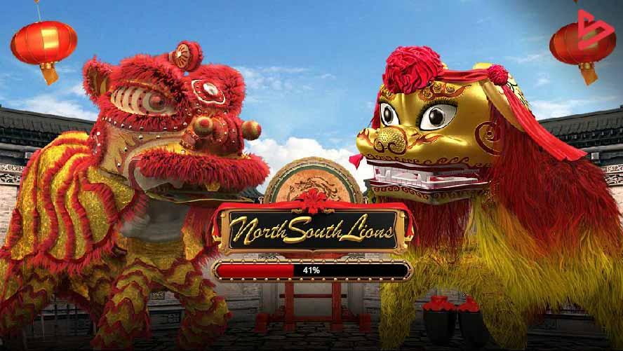 สล็อตออนไลน์ Sa Gaming  เกม North South Lions
