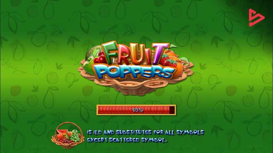 สล็อตออนไลน์ Sa Gaming  เกม Fruit Poppers