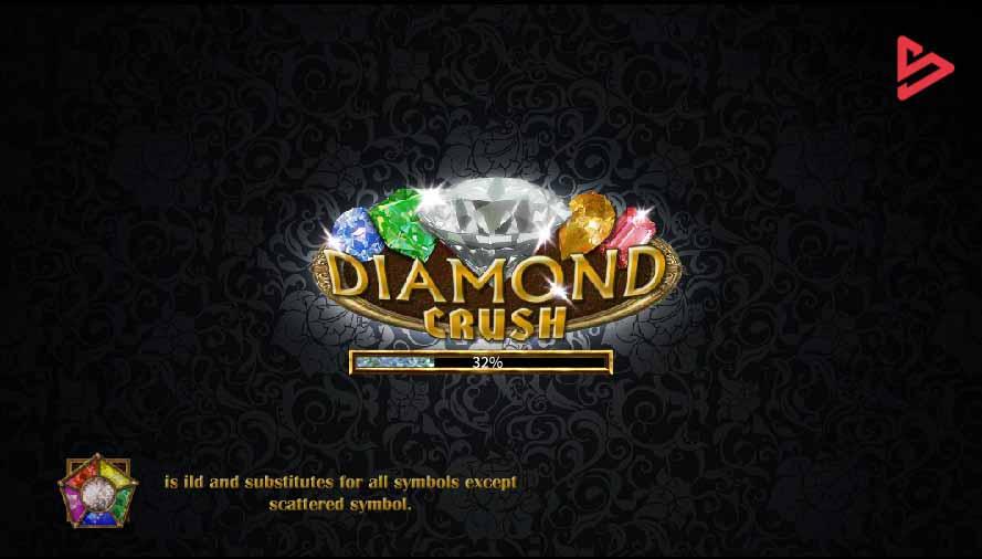 สล็อตออนไลน์ Sa Gaming  เกม Diamond Crush
