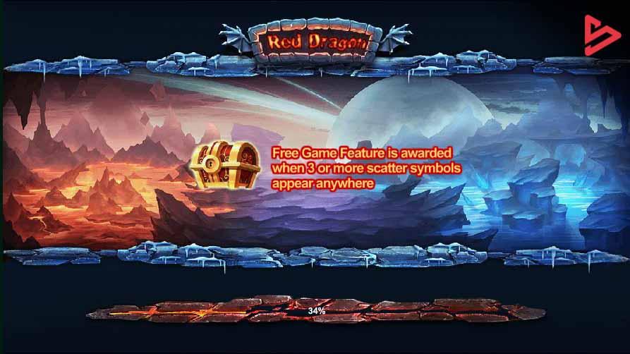 สล็อตออนไลน์ Sa Gaming  เกม Red Dragon