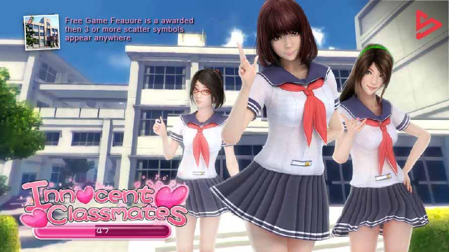 สล็อตออนไลน์ Sa Gaming  เกม Innocent Classmates