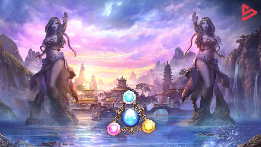 สล็อตออนไลน์ Sa Gaming  เกม Fantasy Goddess