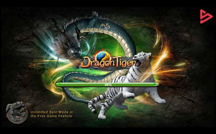 สล็อตออนไลน์ Sa Gaming  เกม Dragon Tiger