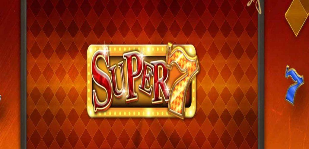 สล็อตออนไลน์ Sa Gaming  เกม Super7