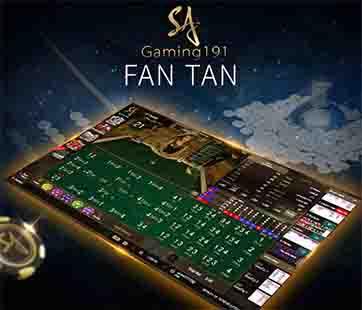 เกมกำถั่ว Fan Tan คาสิโนสด